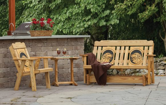 Patio Decorating Ideas, Wood Fence Ideas, Cool Backyard Fence Decorations