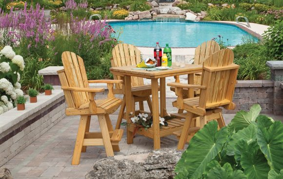 All About Carter Grandle Patio Furniture