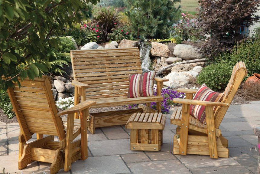 Eucalyptus Patio Furniture – 5 Tips for Maintenance and Care