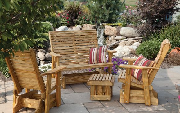 Top Summer Trends in Garden Furniture